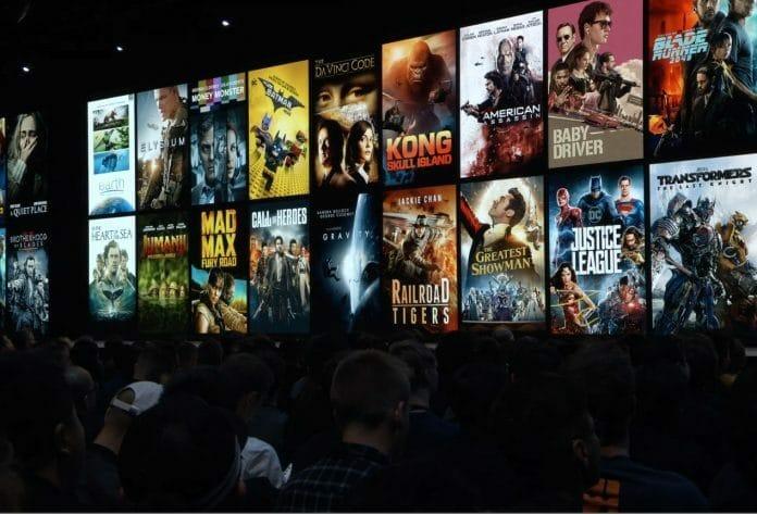 Diese und weitere Titel werden zum Start von tvOS 12 mit Dolby Atmos zur Verfügung stehen.