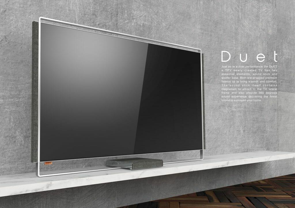 Wie genau das Klangkonzept des Duet OLED funktioniert werden wir wohl erst zur IFA 2018 erfahren