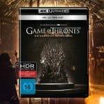 Game of Thrones - Staffel 1 auf 4K Blu-ray im Test!
