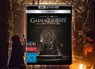 Game of Thrones - Staffel 1 auf 4K Blu-ray im Test!
