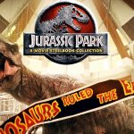 """Unser Test zeigt, wie gut sich die 4K Blu-rays der """"Jurassic Park"""" Filme schlagen"""