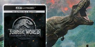 """""""Jurassic World: Das gefallene Königreich"""" erscheint auch als 4K & 3D Blu-ray"""