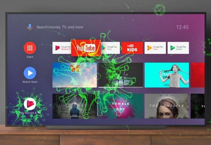 Ein Malware Wurm befällt Android & Fire TV Geräte