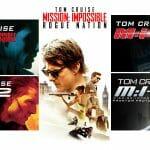 """Nur für kurze Zeit, alle """"Mission: Impossible"""" Filme im Bundle für 39.99 Euro (iTunes)"""
