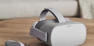"""Die Oculus Go VR-Brille bietet ein ganz persönliches Heimkino-Erlebnis mit """"Oculus TV"""""""