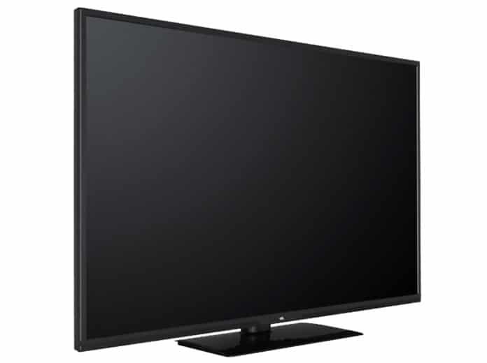 Einen Designpreis wird der Budget-WM-TV von Saturn und Media Markt nicht gewinnen - Hier zählt die Funktionalität