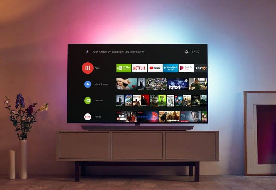 Android Tv 8 Oreo Update Für Philips Tv Modelle Steht Kurz Bevor
