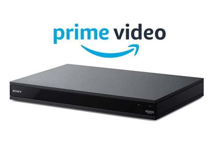 Das jüngste Firmware-Update für den UBP-X800 ermöglicht die HDR10 Wiedergabe via Prime Video