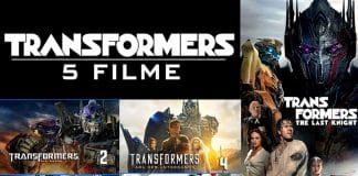 Transformers 5 Filme Collection auf iTunes in 4K & Dolby Vision HDR für nur 34,99 Euro!