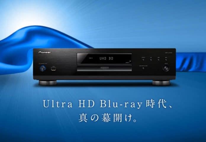 Pioneer hat seinen ersten 4K UHD Blu-ray Player UDP-LX500 enthüllt