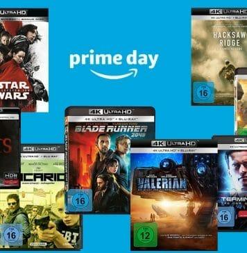 Nur noch heute sind ausgewählte 4K Blu-rays zum Teil deutlich reduziert!