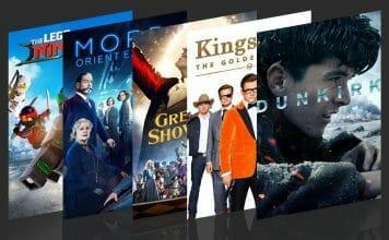 Ausgewählte Filme in 4K+HDR (zum Teil mit Dolby Vision) sind für kurze Zeit für 9.99 Euro erhältlich