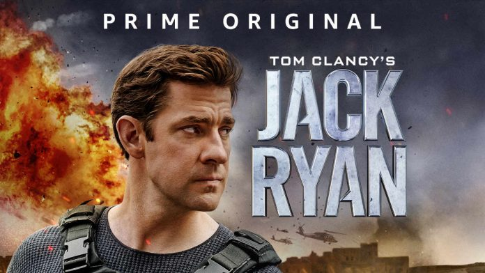 Amazon Prime Original Jack Ryan