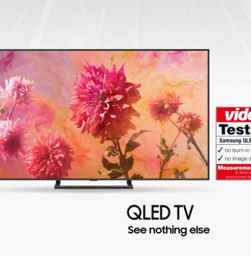 Samsung QLED Burn-In