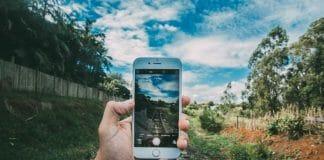 Smartphone Kamera Stock Picture