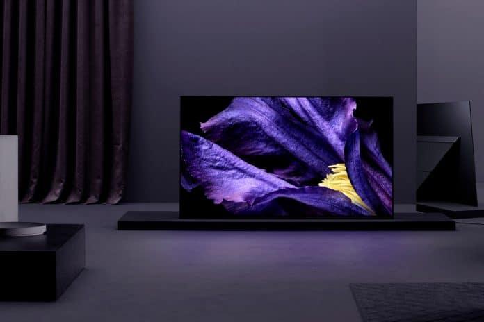 Der neue Sony AF9 OLED TV gehört zur