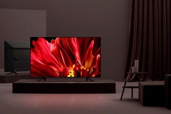 Sony ZF9 4K HDR TV mit X1 Ultimate Prozessor im Test