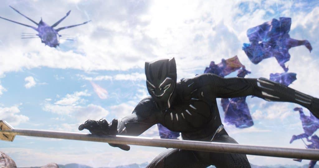 Die Action und CGI-Effekte kommen in Black Panther nicht zu kurz! Die Bildqualität bleibt durchweg auf einem hohen Niveau
