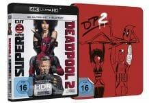 """""""Deadpool 2"""" erscheint im 15 Minuten längeren """"Super Duper Cut"""""""