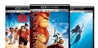 Plant Disney seine Zeichentrick-Klassiker einem hochwertigen 4K Remaster zu unterziehen?