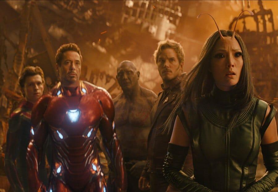 Kein Dolby Vision Und Imax Fur Avengers Infinity War Auf Ultra Hd Blu Ray 4k Filme