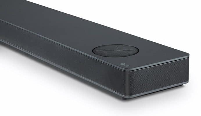 Der neue SK10Y Soundbar unterstützt Dolby Atmos