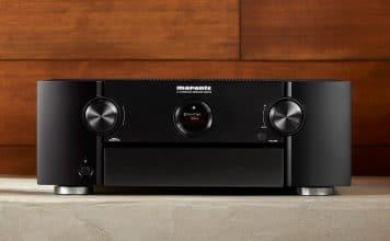 Marantz stellt die Premium-AV-Receiver 2018 SR5013 und SR6013 vor