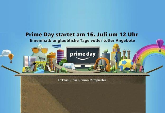 Am 16. Juli 12:00 Uhr Startet der Amazon Prime Day - bereits jetzt gibt es erste exklusive Angebote für Prime Abonnenten