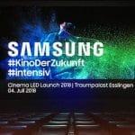 Samsung Cinema LED Special - Teil 1: Das Event #KinoDerZukunft