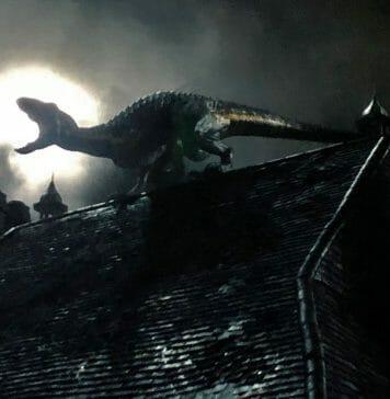 """Spätestens bei solchen Szenen kann man erahnen, was für ein Potential in der neuen Technik steckt. 4K/HDR Präsentation von """"Jurassic World: Das gefallene Köngireich"""""""