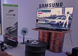 Das Samsung QLED Gaming Event war etwas besonderes. Interessante Leute + entspannte Atmosphäre, was will man mehr?