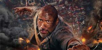 SKYSCRAPER mit Dwayne Johnson bekommt einen Videorelease auf DVD, 3D & 4K Blu-ray sowie Digital