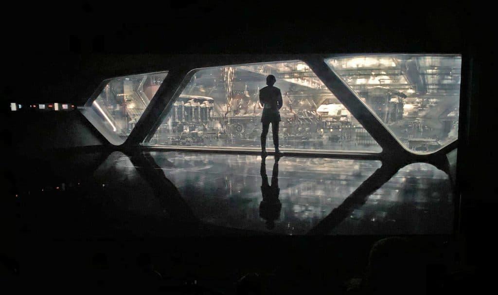 """Beeindruckende HDR-Szene aus dem """"Star Wars: Die letzten Jedi""""-Trailer"""