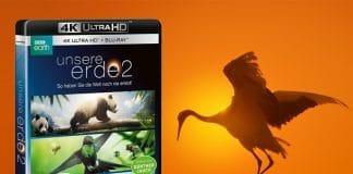"""""""Unsere Erde 2"""" erscheint auf 4K Blu-ray mit HDR10 und Dolby Atmos 3D-Sound"""