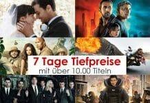 7 Tage Tiefpreistage - 10.000 Titel reduziert, präsentiert vom neuen Mission: Impossible Fallout