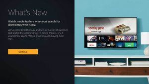 Alexa Fire TV Neu
