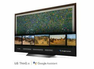 LG ThinQ Ai Google Assistant