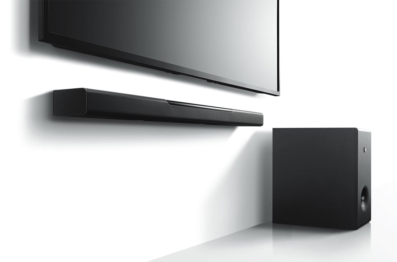 yamaha musiccast bar 400 soundbar f r hi res audio 4k filme. Black Bedroom Furniture Sets. Home Design Ideas