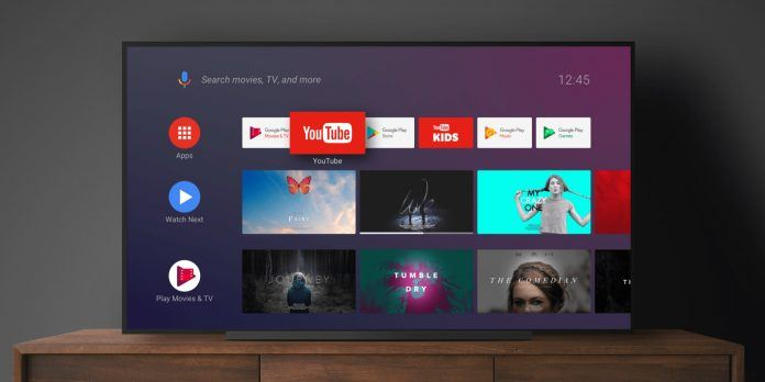 Android TV 9 oder P wie
