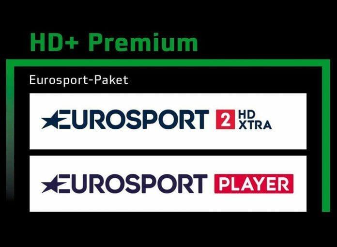 Bis zu 40 Bundesliga-Partien via Satellit mit HD+ inkl. Eurosport-Paket verfolgen