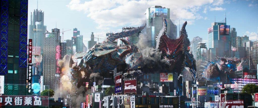 Wer zieht nochmal freiwillig in die Großstadt wenn diese immer wieder von den Kaiju angegriffen werden?