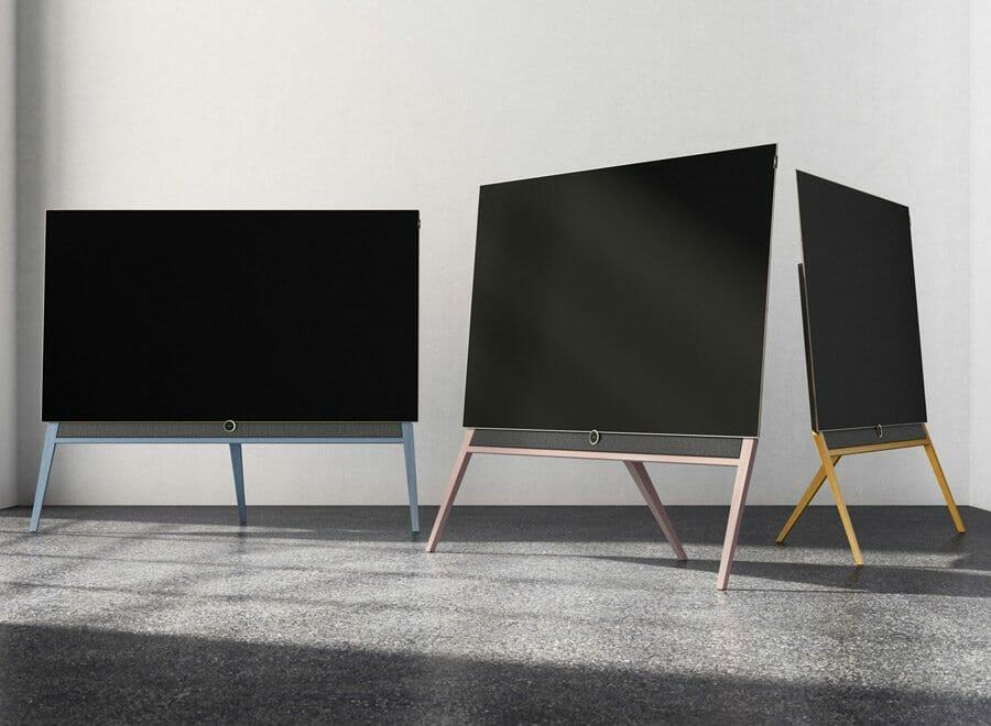 """Loewe bild 5 OLED in der IFA """"Colour Code""""-Sonderedition"""