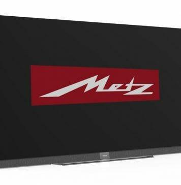 Das nach hinten geneigte OLED-Display des blue S9A erinnert stark an den A1 oder AF9 von Sony
