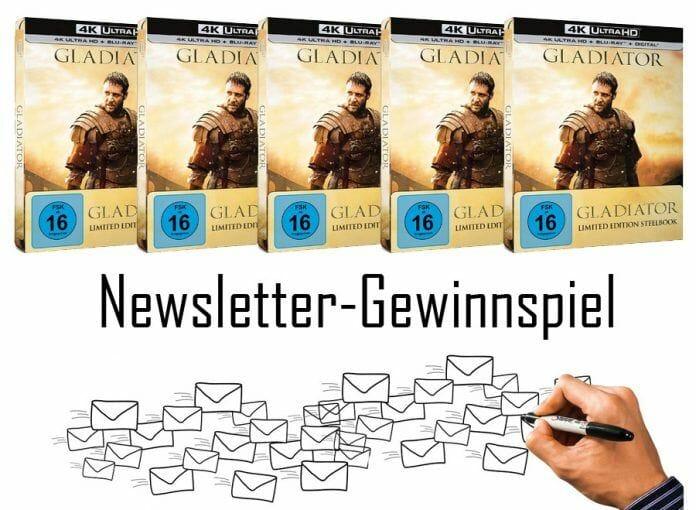 Newsletter abonnieren - Gewinnchance nutzen!