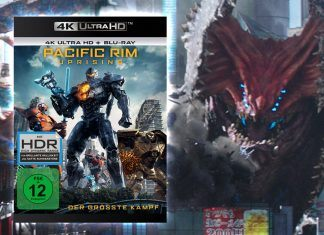 Pacific Rim: Uprising fordert die TV-Displays und Surround-Anlage! Großartiges Action-Kino!
