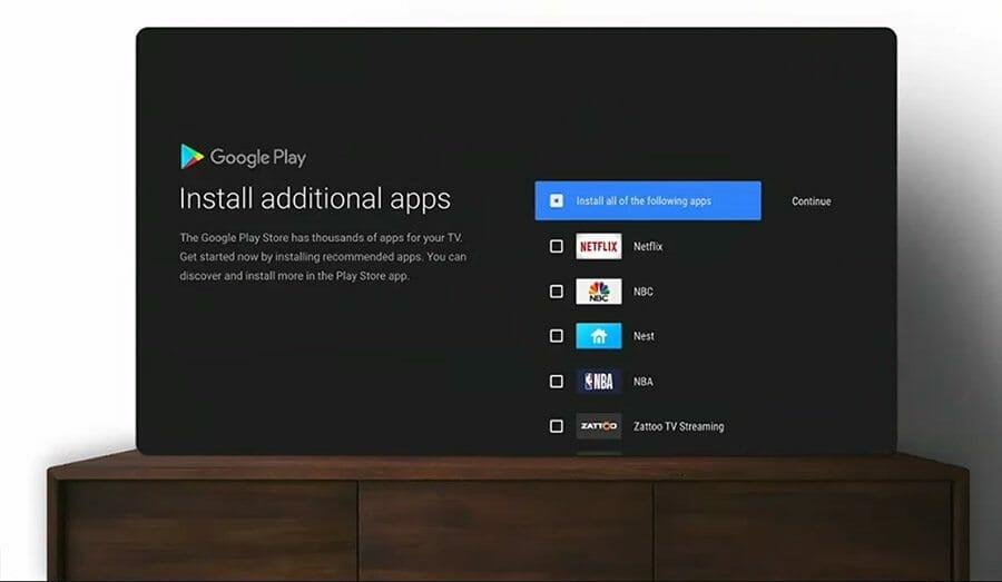 """Über """"Play Auto Installs"""" lassen sich bereits zur Erstinstallation beliebte und bereits genutzte Apps installieren"""
