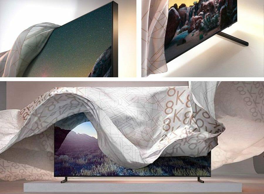 samsung plant 8k qled mit 65 75 und 85 zoll modellnummern geleakt ifa 2018 4k filme. Black Bedroom Furniture Sets. Home Design Ideas
