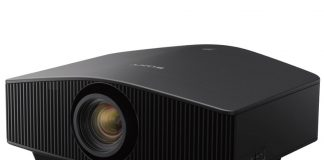 Sony stellt drei neue 4K HDR Projektoren VPL-VW270ES, VW570ES und VW-870ES auf der IFA 2018 vor
