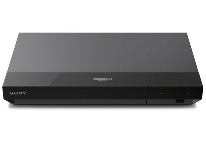 Der UBP-X500 eröffnet Sonys 4K Player Lineup