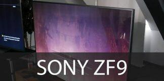 Sonys Master Series LCD ZF9 mit X1 Ultimate Prozessor und FALD im Hands-On!